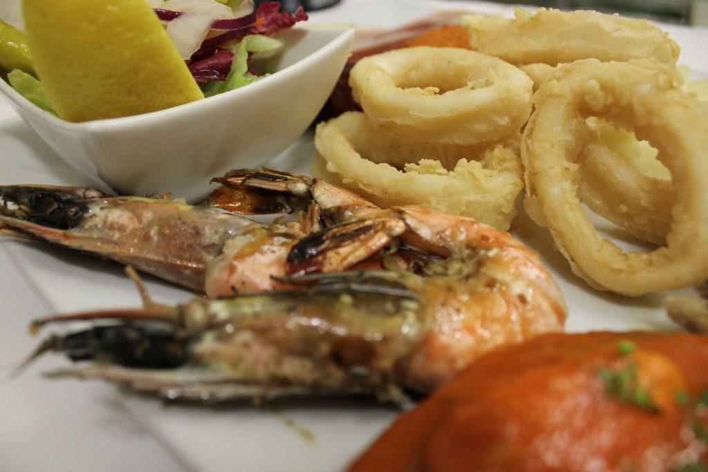 Seafood auf den Punkt